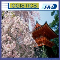 China freight forwarding agent from Shenzhen to Tokyo Japan