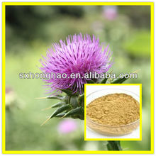 100% nature liver protection 80%-99% UV Silybin Milk Thistle Seed Extract
