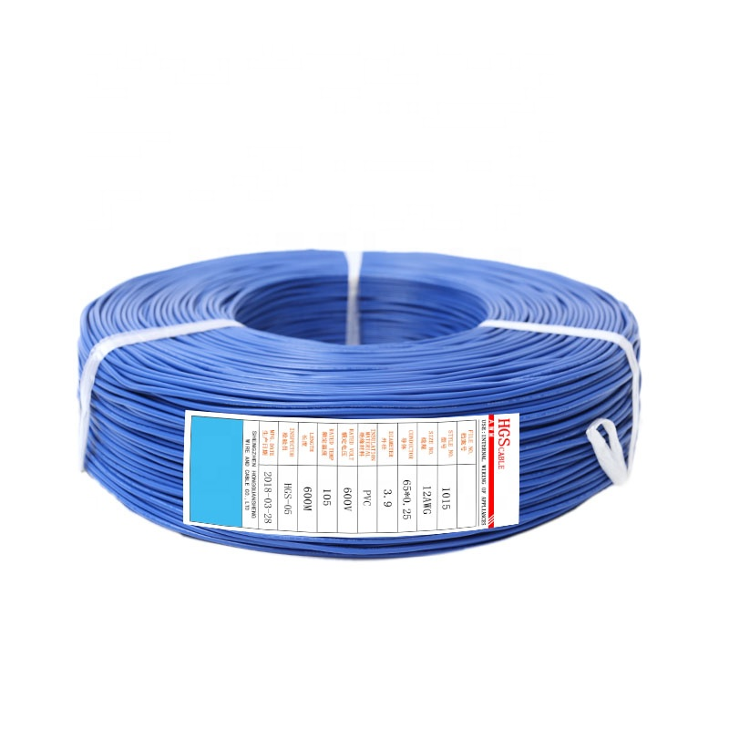 600V 24AWG Cable And Tinned Copper Electrical Wires <strong>1015</strong>