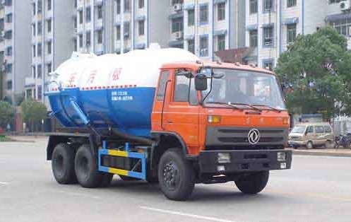 5000-10000 litres sewage pump truck, sludge transportation truck, sludge pump truck