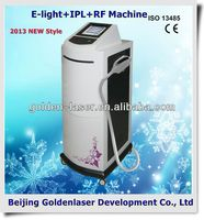 2013 New design E-light+IPL+RF machine tattooing Beauty machine newest high quality disposable tattoo grips