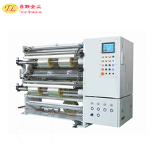 TL hot sale high qulity low price double automatic rewinding machine