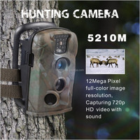 Hunting Product Infrared Thermal Camera Trail Camera For Wild Boar Hunting
