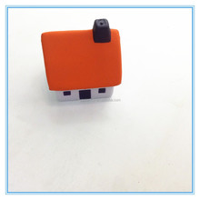 Existing model house shape stress ball
