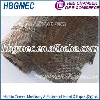 Smooth Surface Treatment Twill basalt cloth supplier in USA