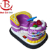 Hot selling Kids electric coin operated cake bettery bumper car kids rides driving car for sales