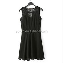 2014 female summer fashionable korean cocktail dress