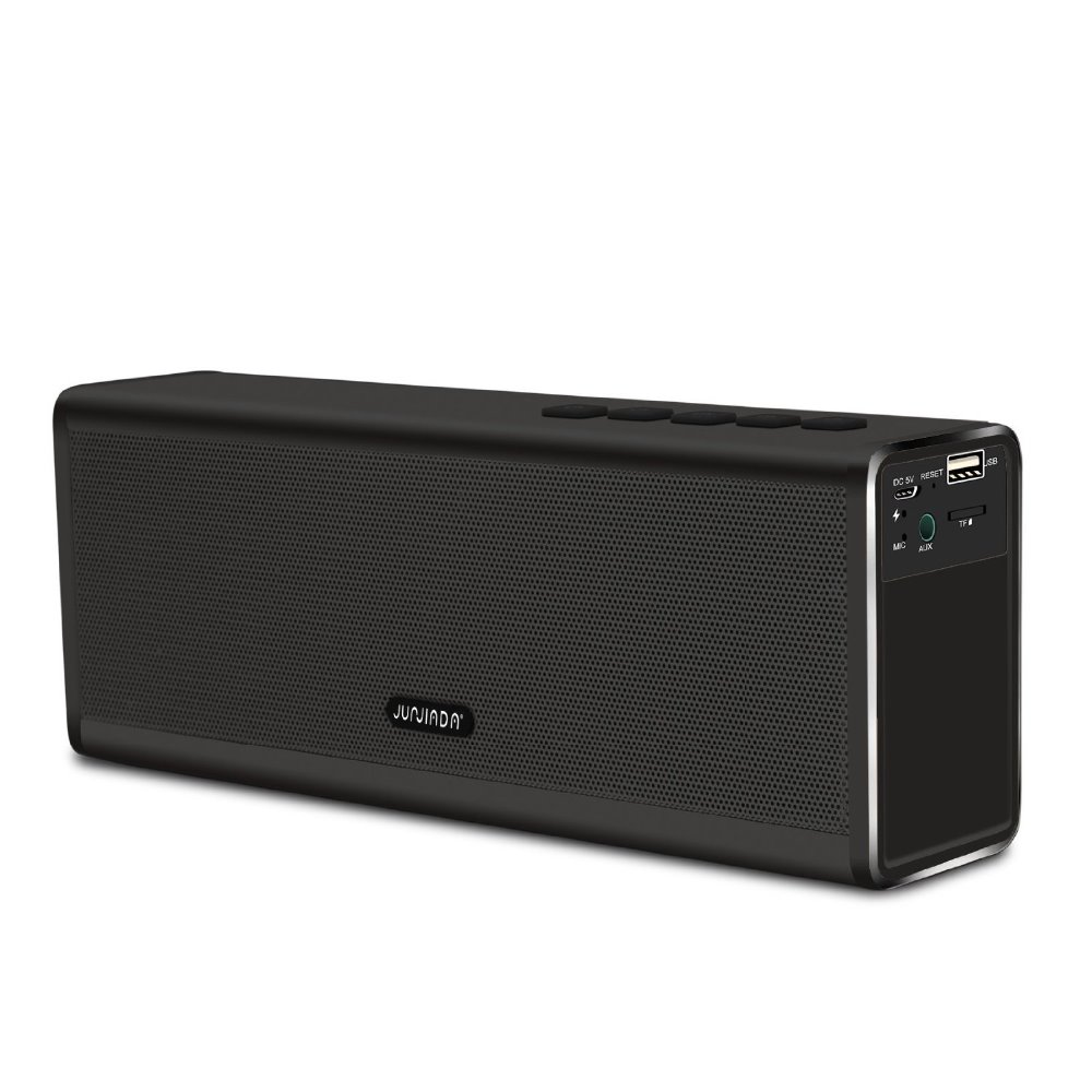 Portable Bluetooth Speakers Stereo 20W Speaker Dual Passive Subwoofer 4.0