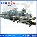 Auto loading wood cnc router / Auto loading system