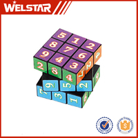 Best selling high quality custom magic cubes