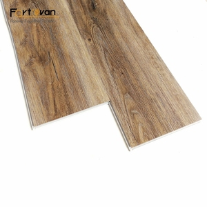 PVC Interlocking Click Vinyl Flooring