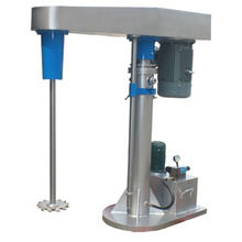 High Speed Disperser Dissolver Shampoo Mixer For Cementing Compound