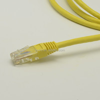 10FT CAT5e Cable Ethernet Lan Network CAT5 RJ45 Patch Cord Internet 3m Yellow NEW