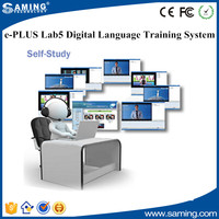 Language e-PLUS Lab5 software of smart analyzer system for exams