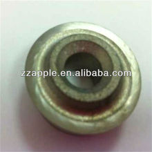 Russian standard tungsten carbide cup tips carbide wheel insert for railway