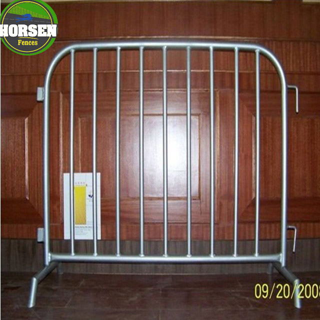 Customized Size Powder Coated Temporary Fence, Stopping the Crowds/Animals/Vehicles