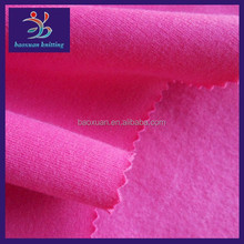 TC 65 polyester 35 cotton terry cotton fabric fleece