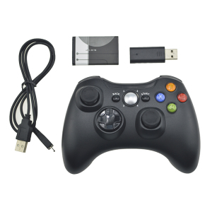 NEW 2.4G Gamepad with Vibration Joystick Gamepad for XBOX 360 Wireless Controller for XBOX360 / PC / PS3