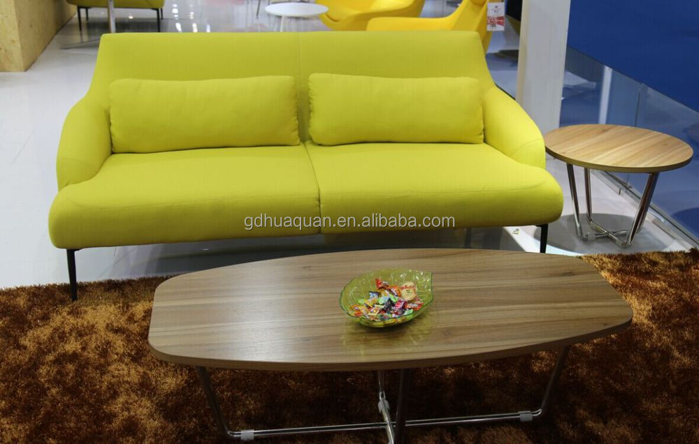 bright color fabric sofa comfortable sofa furniture with cushions