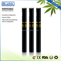 New Item Product 2015 Alibaba Uk Wholesale Buddy DS92 Disposable Vaporizer E Cigarette