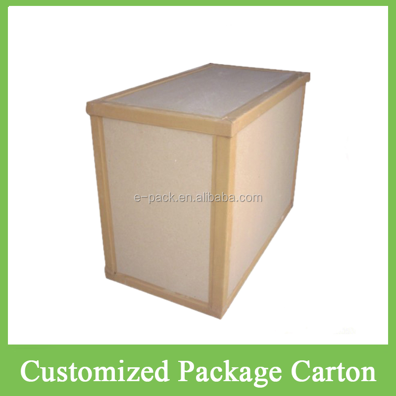 Hot Selling Cheaper Honeycomb Paper Carton Box for Sale Customized Transport Boxes Paper Packaging