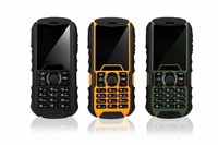 DK10 Cheap IP68 Outdoor Sport Dust Proof Waterproof Rugged Mobile Phone