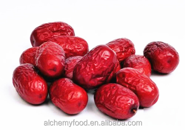 Chinese new big red jujube in Xinjiang, China, whole sale , full of natural vitamins