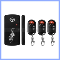 Mini Door Magnetic Burglar GSM Car Alarm System For Home Vehicle Security