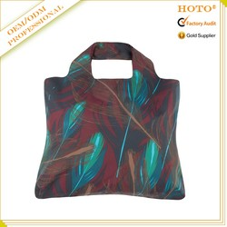 Wholesale 190T/210D shopping tote bag from China factory