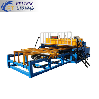 Underground Mine timbering architecture roof support system mesh welding machine