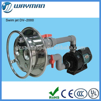 2015 new style pool counter flow water jet pump for jet ski