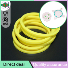 Alibaba assessed supplier stretch silicone sealing ring silicone rubber strip for medicine box