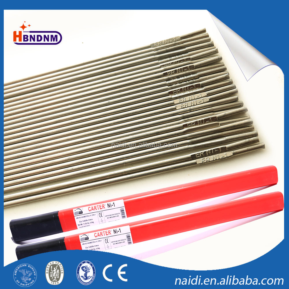 direct buy china aws a5.14 erni-1 welding wire mig/tig 0.8mm