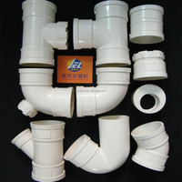 pvc pipe brand names of pvc pipe fittings for drainage irrigation system
