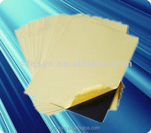 PET PVC album sheets inner /photobook album pvc