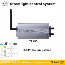 PWM LED Single Light Dimming Controller For Zigbee Streetlight