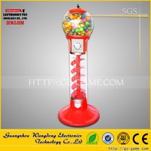 Factory price high profit popular gumball vending machine, vending machine, vending gumball machine