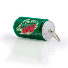 Custom logo promotion giveaways ring-pull can USB flash drive