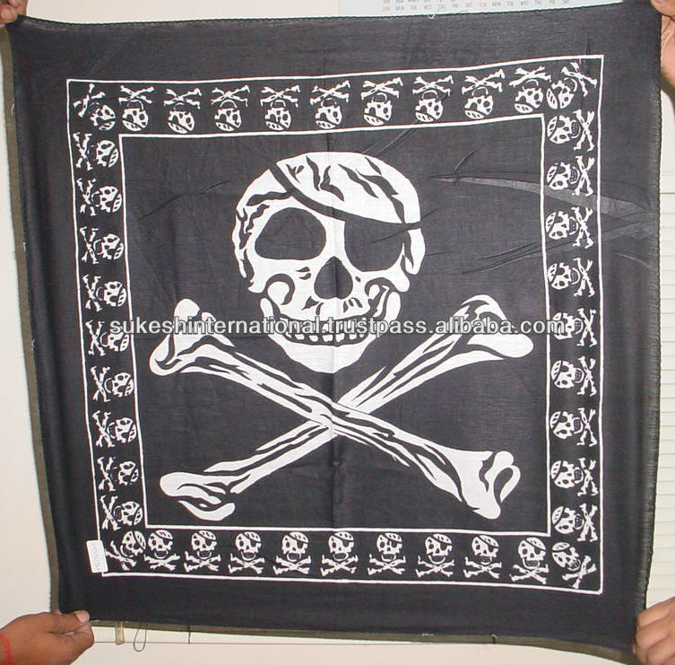 PIRATE BANDANA / SCARF