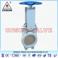 6 Inch Water Flanged Gate Valve
