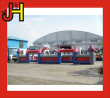Maze inflatable obstacle courses/combo obstacle /castle maze for kids
