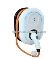 EV charging cable/electric vehicle charge point