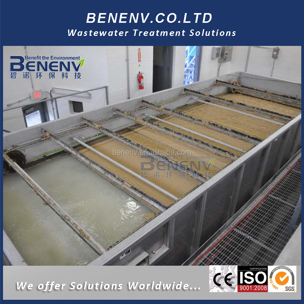 Industrial Wastewater Processing Equipment with Advanced Skimming System High Efficiency Dissolved Air Flotation