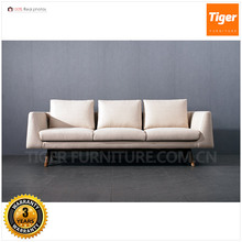 2017 Hot sale and new pictures of wooden sofa designs Washable fabric sofa