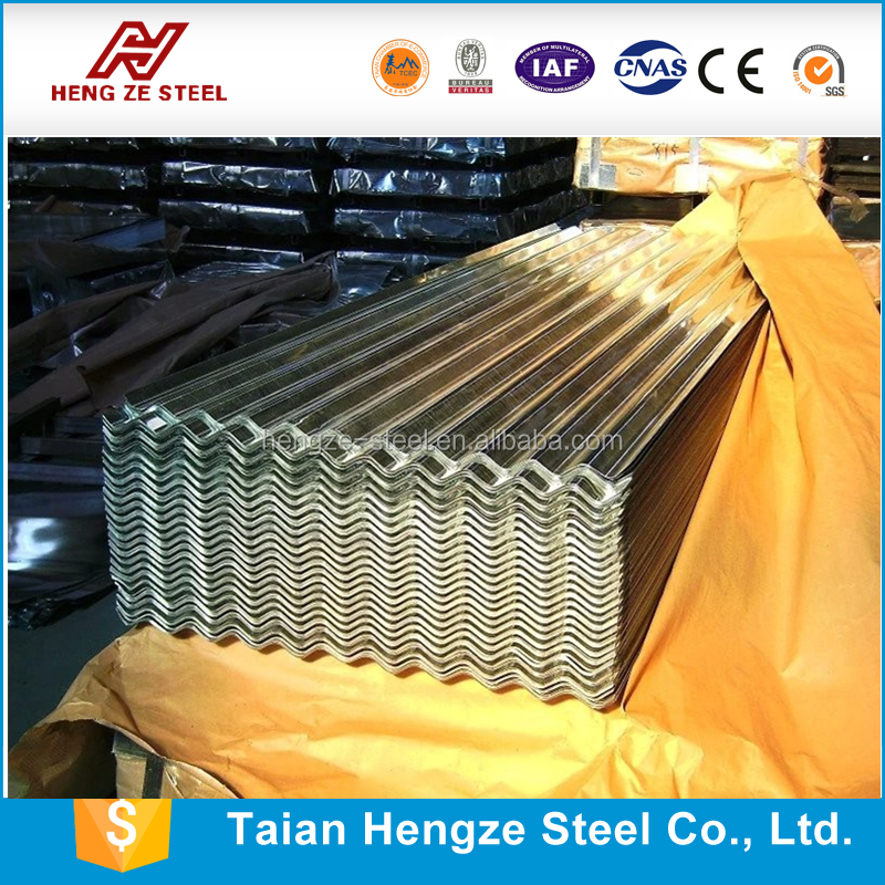waterproof pre-painted galvanized corrugated steel sheet/cheap metal roofing sheet