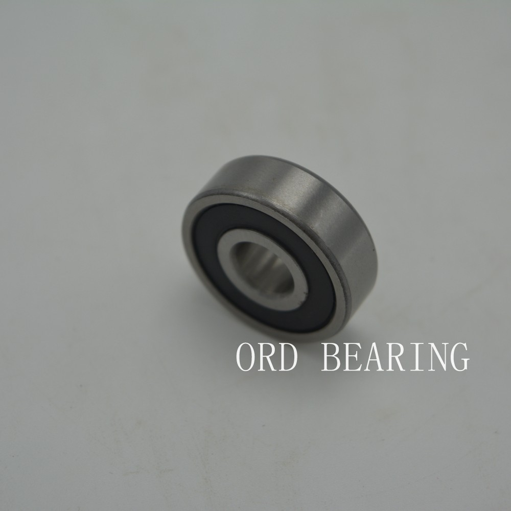 deep groove ball bearing threaded shaft bearing