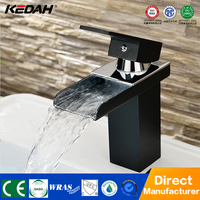 best price bath black single handle unique faucet import