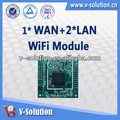 1*WAN+2LAN Wifi Module/Wireless Module/Wifi router