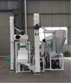 WT-15B Complete Sets of Rice Mill