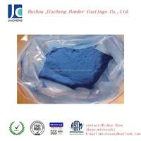 blue decorative furniture powder paint coatings